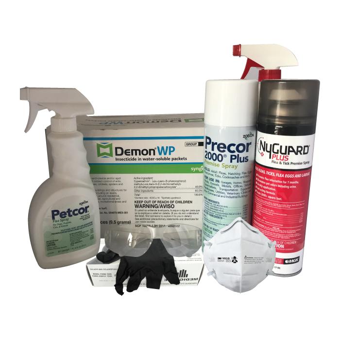 Kit para fumigar pulgas y garrapatas productos para fumigar - Productos para fumigar ...