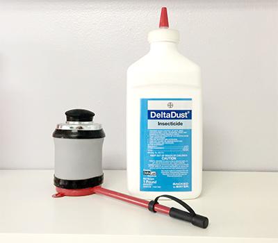 El kit de veneno en polvo para eliminar chinches kit 202 - Productos para fumigar ...