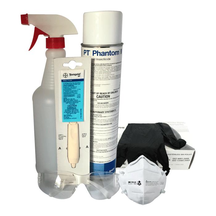 Kit para fumigar hormigas 3 productos para fumigar - Productos para fumigar ...