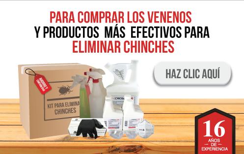 Como eliminar chinches definitivamente productos para - Productos para fumigar ...